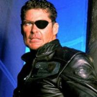 Hasselhoff Nick Furyról