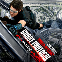 Mission Impossible 4 IMAX poszter