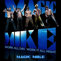 Magic Mike poszter