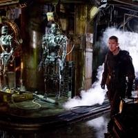 John Connor a Terminator gyárban