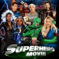 Superhero Movie poszter