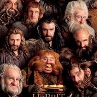 Törpés poszter a Hobbitnak