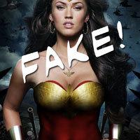 Megan Fox a Csodanő