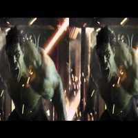Avengers Blu-ray 3D reklám 3D-ben