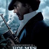 Sherlock Holmes 2 poszterek
