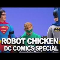 Robot Chicken DC különkiadás előzetes