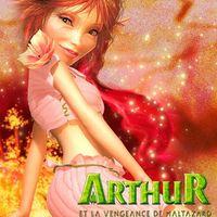 Arthur és a villangók 2 posztere