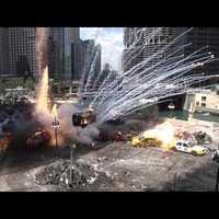 Újabb videók a Transformers 3 forgatásáról