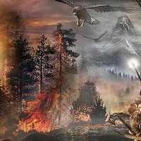 Képek a Hobbitból