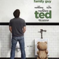 Ted poszter - A Family Guy szülőatyjától