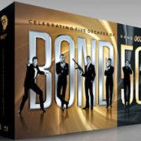 Idén kiadják az összes James Bond filmet Blu-rayen