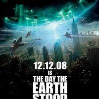 Amikor megállt a Föld plakát