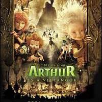 Arthur és a villangók (Arthur et les Minimoys)