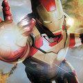 Iron man Mark 47-es páncél