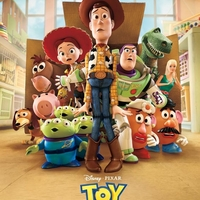 Toy Story 3 poszterek