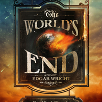 The World's End teaser poszter