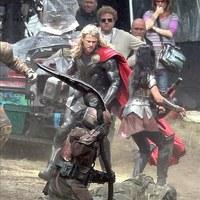Thor akcióban