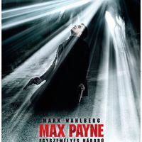 Max Payne magyar plakát