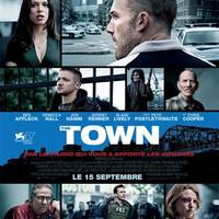 A The Town francia posztere