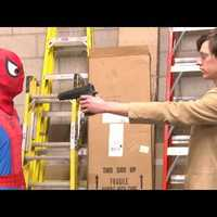Ha Wes Anderson rendezhetné a Pókembert..