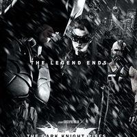 A sötét lovag: Felemelkedés rajongói poszterek