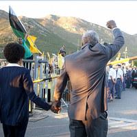 Az első kép a Mandela: Long Walk to Freedom-ból