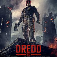 Dredd 3D poszter