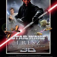 Star Wars I- Baljós árnyak poszterek