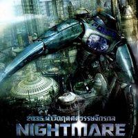 Nightmare City 2035 plakát