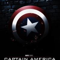 Amerika Kapitány teaser poszter