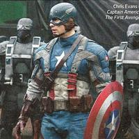 Kép az Amerika Kapitányból