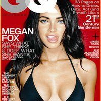 Megan Fox a GQ magazinban