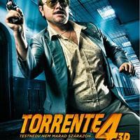 Torrente 43D előzetes