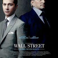 Wall Street: Money Never Sleeps poszter