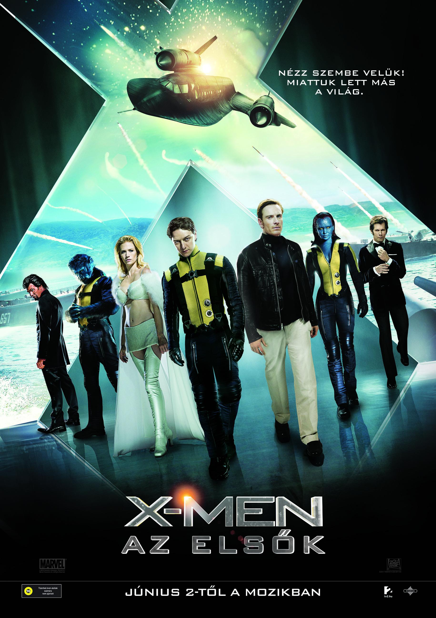 A rajongók öt éve várnak egy új X-MEN-filmre (az X-MEN Origins  Wolverince  c. vadhajtástól most jótékonyan tekintsünk el) 8b678cf508