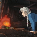 A vándorló palota (Howl's Moving Castle)