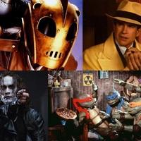 A '90-es évek tíz legjobb képregényfilmje
