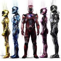 Go! Go! Power Rangers-poszter
