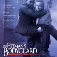 Sosem téveszt szem elől! Sosem hagy cserben! Sohasem esik szerelembe?: The Hitman's Bodyguard-poszter