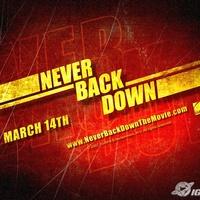 Sose hátrálj meg (Never Back Down)