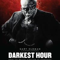 Az ember egy nemzet szívével: Darkest Hour-poszter