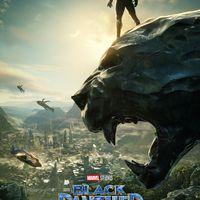 Hosszú életet a királynak: Black Panther-poszter