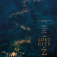 Vajon mit találnak ott?: The Lost City of Z-poszter