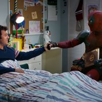 Deadpool megvédi a Nickelback-et: Once Upon a Deadpool