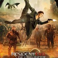 Alice utolsó bevetése: Resident Evil: The Final Chapter-poszter
