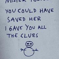 Már nem lehet megmenteni: The Snowman-poszter