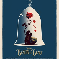 Légy a vendégünk: Beauty and the Beast-poszter