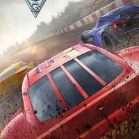 Felbőg a motor, rajtad van a sor...: Cars 3-poszter