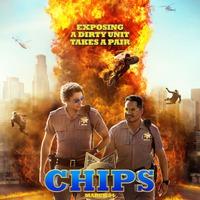 A piszkos egység párosa: Chips-poszter