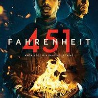 Könyvgyilkosok: Fahrenheit 451-poszter